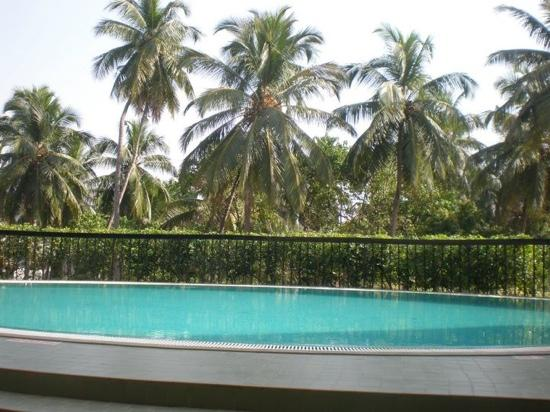 Neelam Hotels - The Glitz Goa: The pool