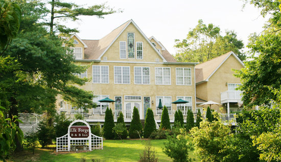 Elk Forge B&B Inn, Retreat and Day Spa: Elk Forge Main House