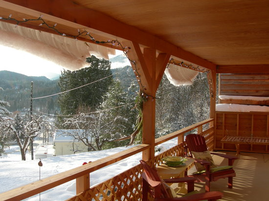 The Kaslo Bavarian Lodge