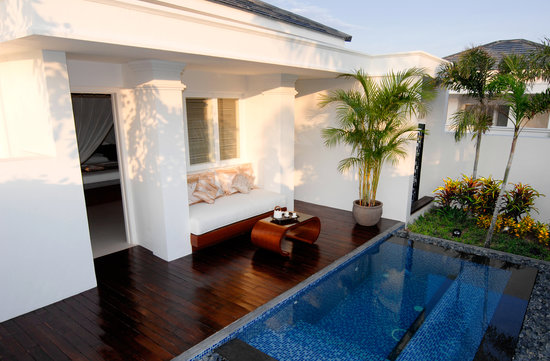 Princess d'Annam Resort & Spa: Princess Villa Plunge Pool