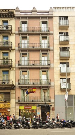 Photo of Hotel Marvi Barcelona