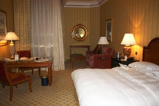 The Ritz-Carlton, Doha: Deluxe room!