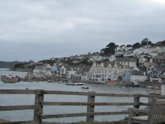 Nearwater Bed & Breakfast: St Mawes - il villaggio