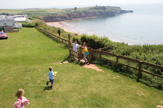 ‪Devon Cliffs Holiday Park‬