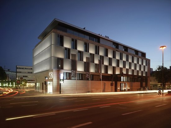 Saks urban design hotel kaiserslautern germany hotel for Designhotels in deutschland