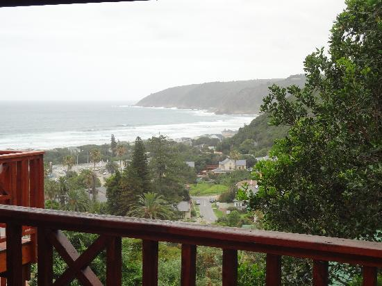 Boardwalk Lodge: The view from our room