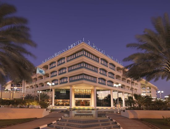 Al Bustan Rotana - Dubai