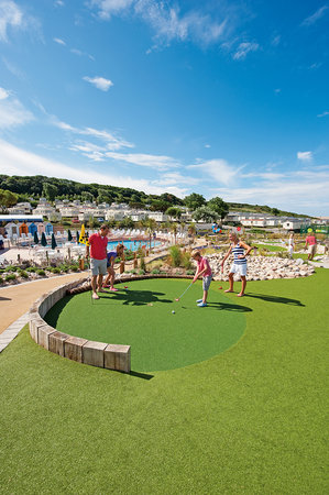 Littlesea Holiday Park: Littlesea
