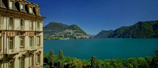 Photo of Hotel Splendide Royal Lugano