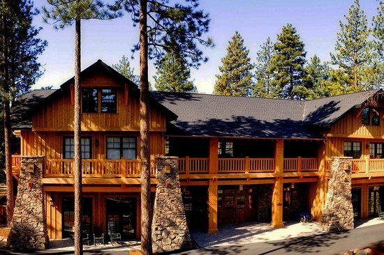 Five Pine Lodge & Spa: The Lodge
