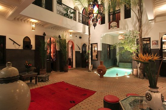 Riad La Porte Rouge