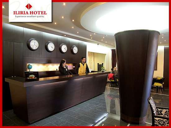 Welcome to Hotel Iliria Tirana