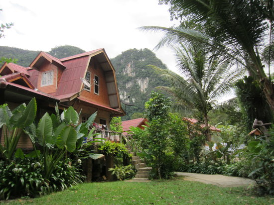 Khao Sok Nature Resort