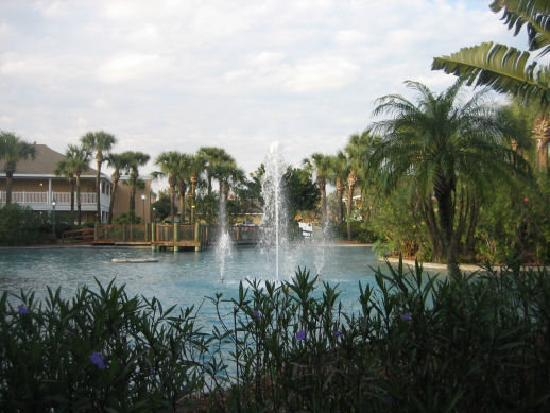 Wyndham Orlando Resort: Resort