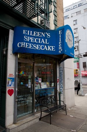eileen 39 s special cheesecake new york city menu prices. Black Bedroom Furniture Sets. Home Design Ideas