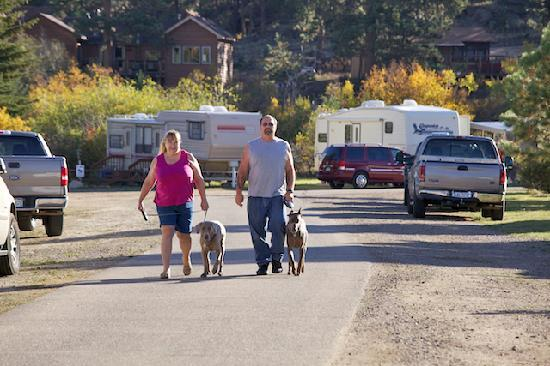 Manor RV Park: We're pet friendly.
