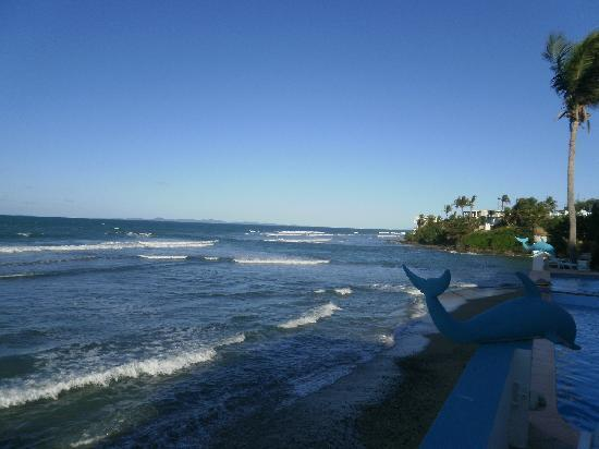 Casa La Lanchita: Great view from the room