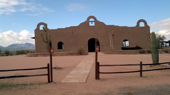 Segway Tours Fort McDowell