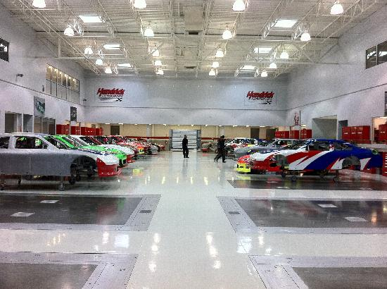 Shop Pic Picture Of Hendrick Motorsports Complex
