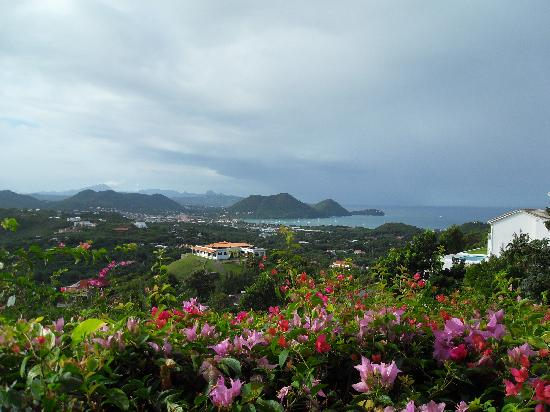 Gateway Villas: View from the Patio