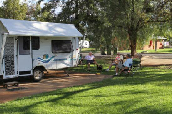 Cobar Caravan Park