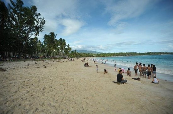 Photos of Dahican Beach, Davao City