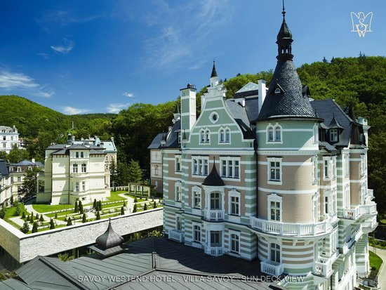 Photo of Savoy Westend Hotel Karlovy Vary