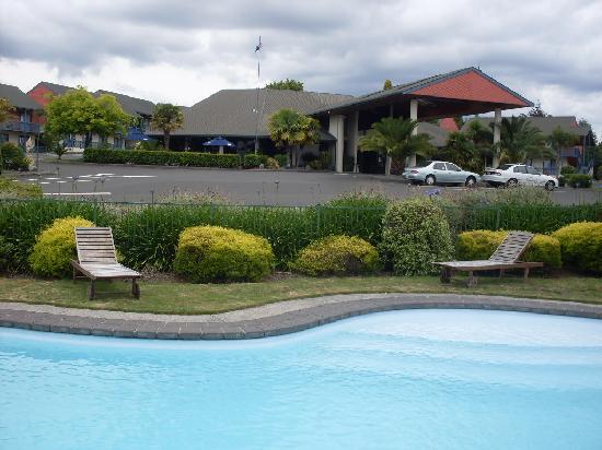 Lakeland Resort Taupo: Lovely pool