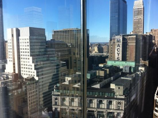 The View From 3008 Picture Of Hilton Garden Inn New York West 35th Street New York City