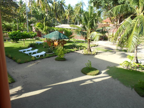 Slam's Garden Resort: View from our room