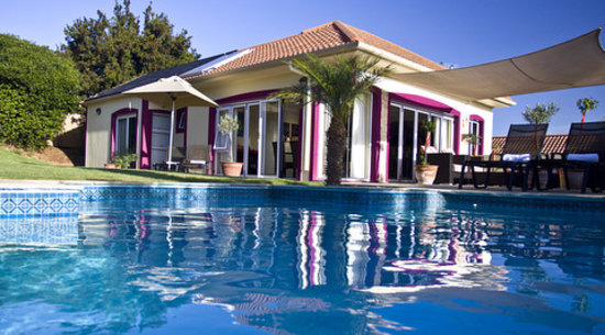 Pink Rose Guesthouse & Spa - Gay resort: Pool