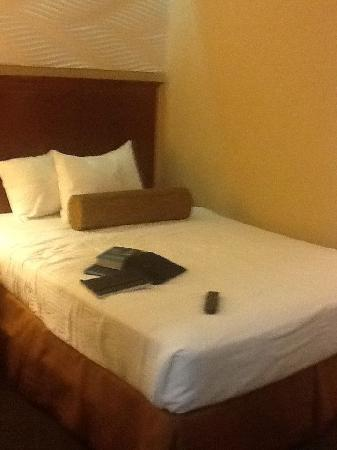 BEST WESTERN Plus Envy Hotel: bed