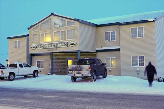 Photo of King Eider Inn of Barrow Alaska
