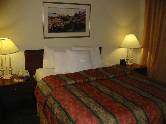 Homewood Suites Dallas - DFW Airport N - Grapevine: Comfy Bed