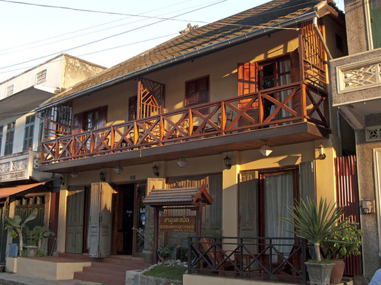 Alounsavath Guesthouse: Old Family Home Overlooking The Mekong