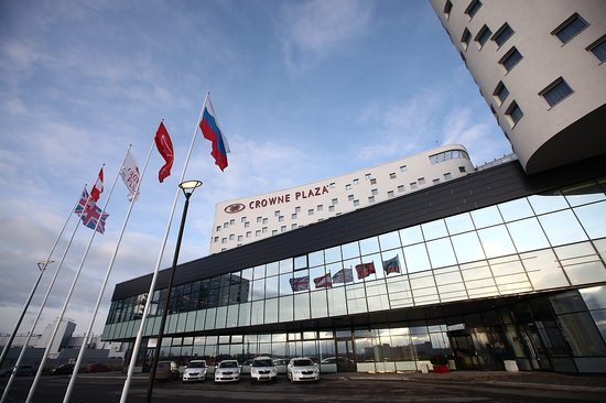 ‪Crowne Plaza St. Petersburg Airport‬