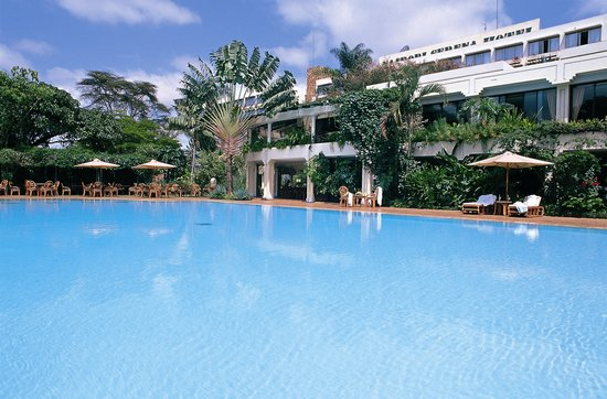 Nairobi Serena Hotel