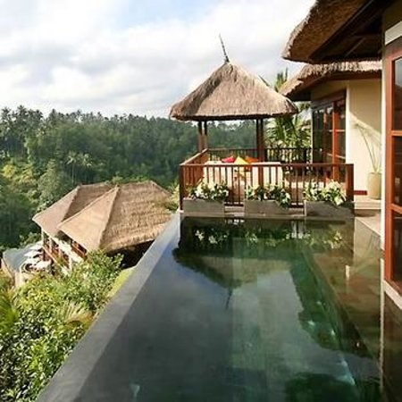 ‪‪Ubud Hanging Gardens by Orient-Express‬: Panoramic Pool Villa Suite‬