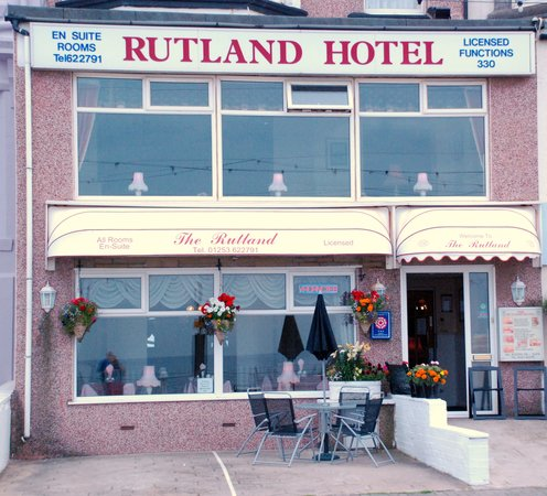 Photo of Rutland Hotel Blackpool