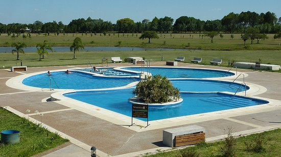 Concepcion del Uruguay, Argentina: Termas Concepcion Pools