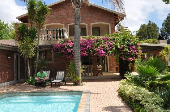 Aziza Guest House: The guesthouse