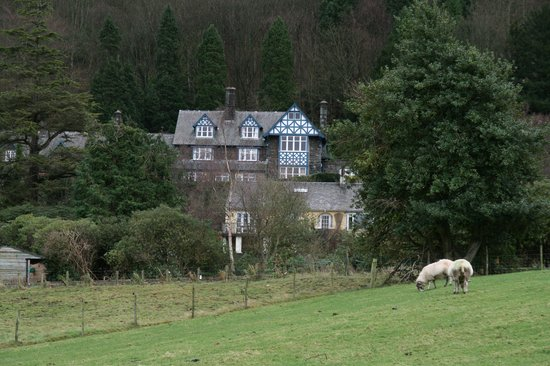 ravenstone hotel a sheep is Adult Actress' Secret