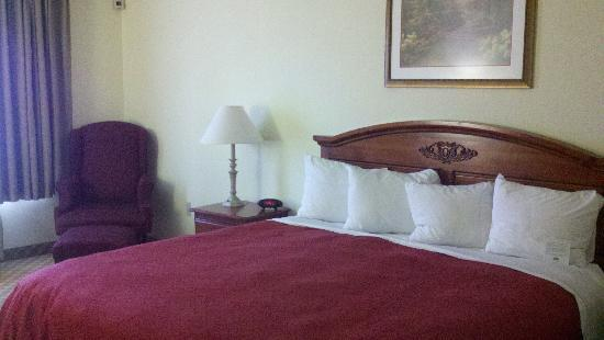 Country Inn &amp; Suites Ocala: Bed
