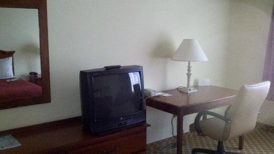 Country Inn &amp; Suites Ocala: TV/room