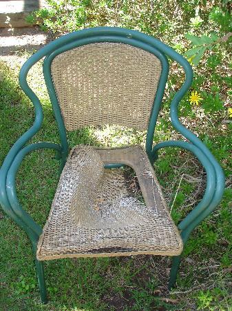 Chaise du salon de jardin picture of pierre vacances - Chaise de salon de jardin ...