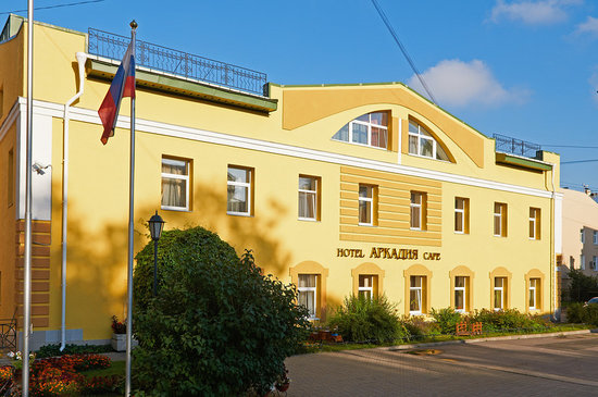Arkadia Hotel