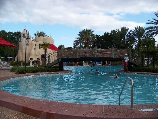 Pool picture of disney 39 s old key west resort orlando for Pool show orlando