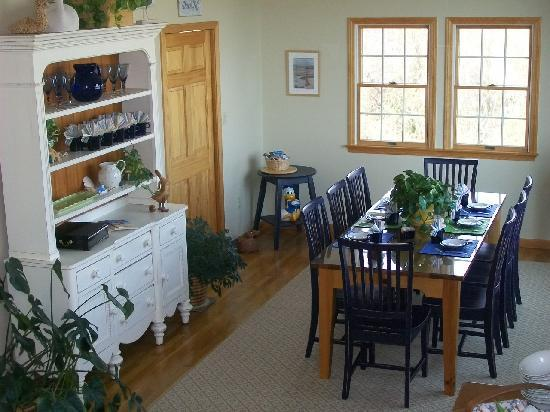 Advice 5 Cents, a bed &amp; breakfast: Dining Room at Advice 5 Cents