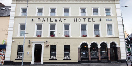 Photo of railway hotel limerick