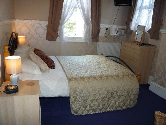 Buckingham Lodge: double room with ensuite